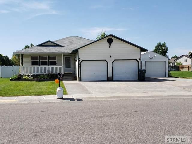 1320 James Street, Blackfoot, ID 83221 (MLS #2131262) :: The Perfect Home