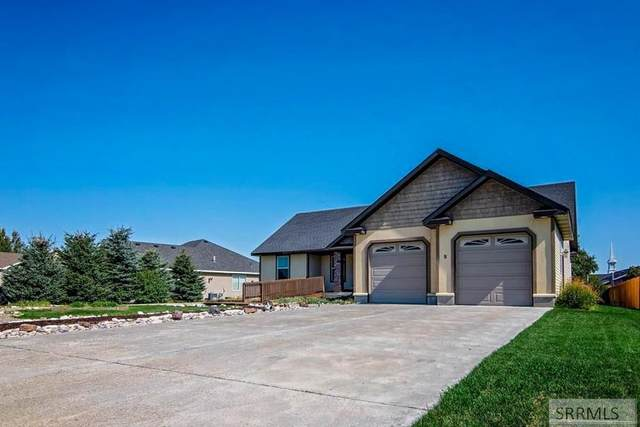 8 N Currant Lane, Rigby, ID 83442 (MLS #2131312) :: Team One Group Real Estate