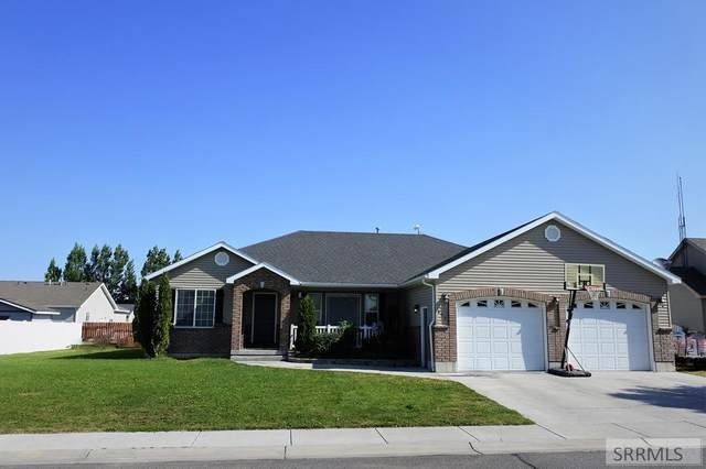 432 E Appaloosa Street, Sugar City, ID 83448 (MLS #2131441) :: The Perfect Home