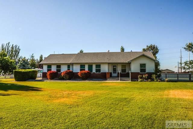 788 W 66 S, Idaho Falls, ID 83402 (MLS #2131513) :: Silvercreek Realty Group