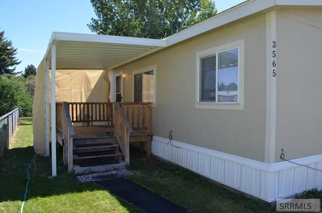 3565 Pauline Avenue, Idaho Falls, ID 83402 (MLS #2131515) :: Silvercreek Realty Group