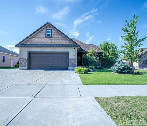 1270 Cabin Cove, Idaho Falls, ID 83404 (MLS #2131521) :: Silvercreek Realty Group