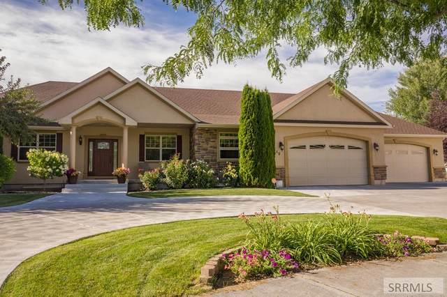 248 Whisper Cove Place, Idaho Falls, ID 83404 (MLS #2131533) :: Silvercreek Realty Group