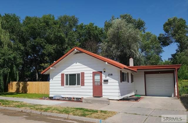 158 W 18th Street, Idaho Falls, ID 83402 (MLS #2131535) :: Silvercreek Realty Group