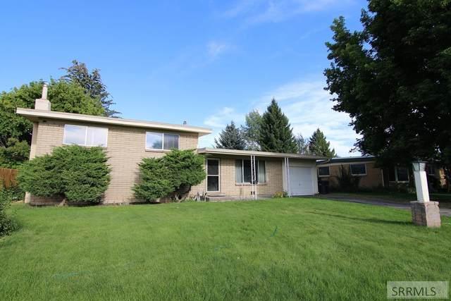 2269 Wahlquist Drive, Idaho Falls, ID 83401 (MLS #2131541) :: The Perfect Home
