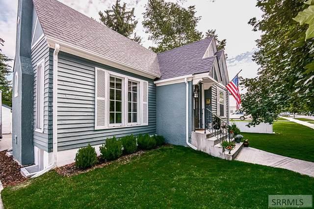 377 12th Street, Idaho Falls, ID 83404 (MLS #2131549) :: The Perfect Home