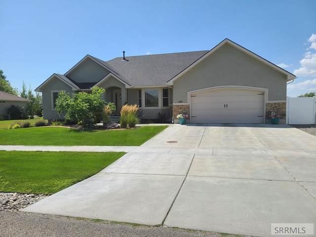 580 Deon Lane, Idaho Falls, ID 83401 (MLS #2131551) :: The Perfect Home