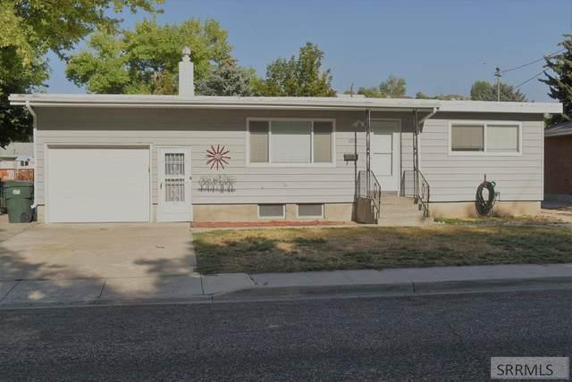 1216 Willard Avenue, Pocatello, ID 83201 (MLS #2131553) :: Team One Group Real Estate