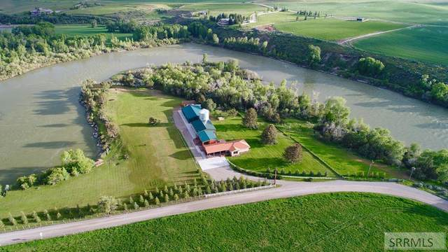 5398 E Heise Road, Ririe, ID 83443 (MLS #2131582) :: Team One Group Real Estate