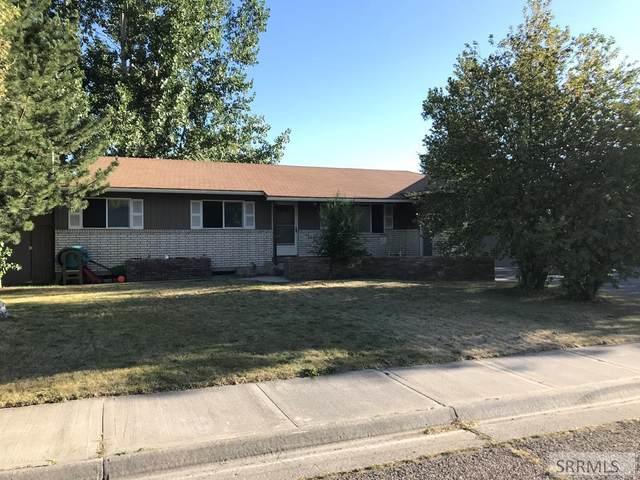 1632 Parkwood Street, Idaho Falls, ID 83404 (MLS #2131586) :: Team One Group Real Estate