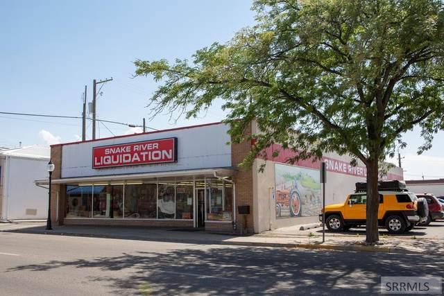62 W Bridge Street, Blackfoot, ID 83221 (MLS #2131591) :: The Perfect Home