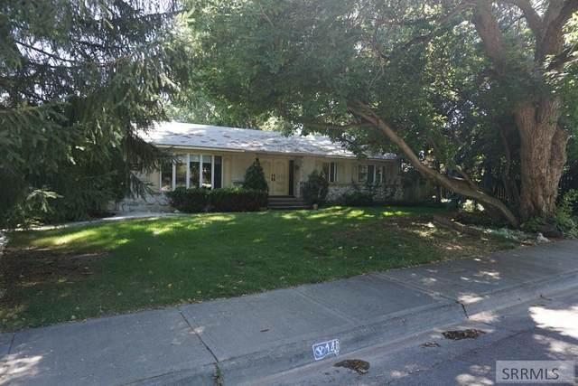 1459 Mountain View Lane, Idaho Falls, ID 83404 (MLS #2131608) :: The Group Real Estate