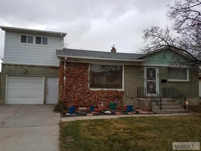 457 Hyde Street, Pocatello, ID 83201 (MLS #2131692) :: The Perfect Home
