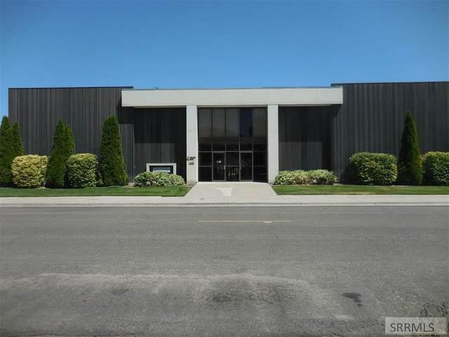 120 N 12th Street, Pocatello, ID 83201 (MLS #2131812) :: The Perfect Home