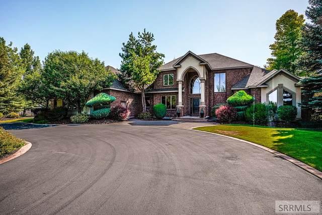 4543 S Mccowin Lane, Idaho Falls, ID 83406 (MLS #2131845) :: Silvercreek Realty Group