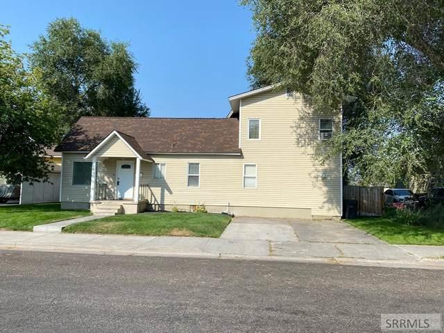 1061 Bannock Avenue, Idaho Falls, ID 83402 (MLS #2131893) :: The Group Real Estate
