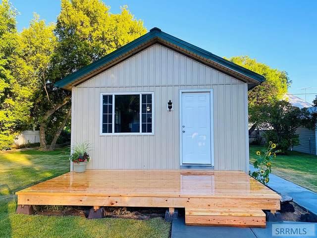 718 S University Avenue, Blackfoot, ID 83221 (MLS #2131972) :: The Group Real Estate