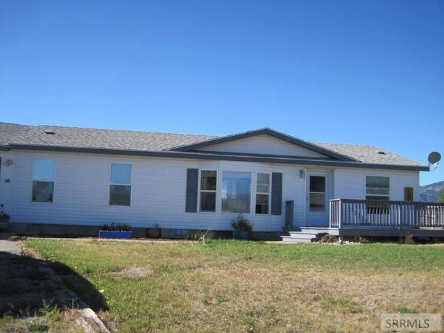 16 Jackalope Drive #32, Irwin, ID 83428 (MLS #2132160) :: The Group Real Estate