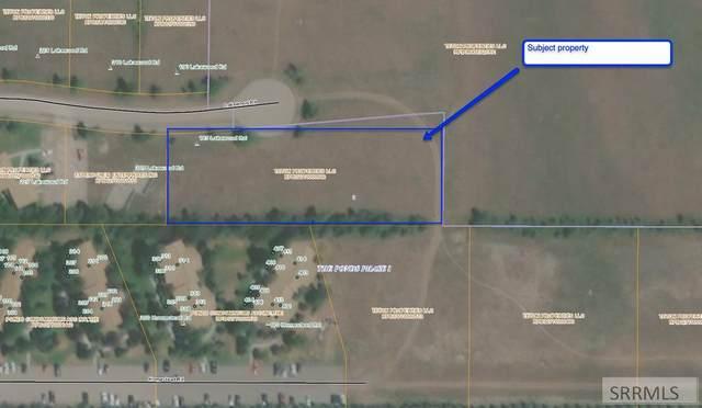 185 Lakewood Drive, Victor, ID 83455 (MLS #2132320) :: Silvercreek Realty Group