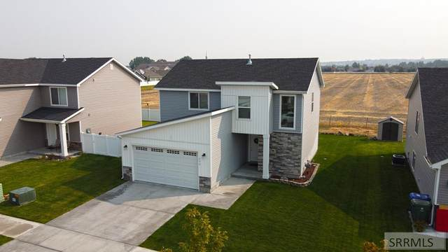 796 S 2275 W, Rexburg, ID 83440 (MLS #2132341) :: The Group Real Estate