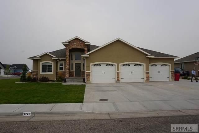 3773 Golden Lane, Idaho Falls, ID 83401 (MLS #2132359) :: Silvercreek Realty Group