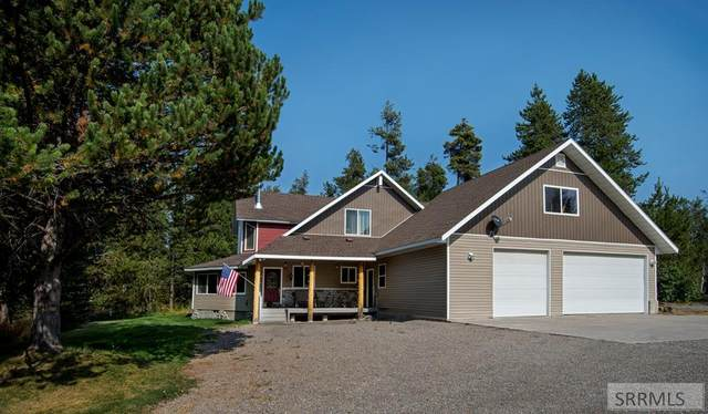 1438 N Potpourri Drive, Warm River, ID 83420 (MLS #2132369) :: The Perfect Home