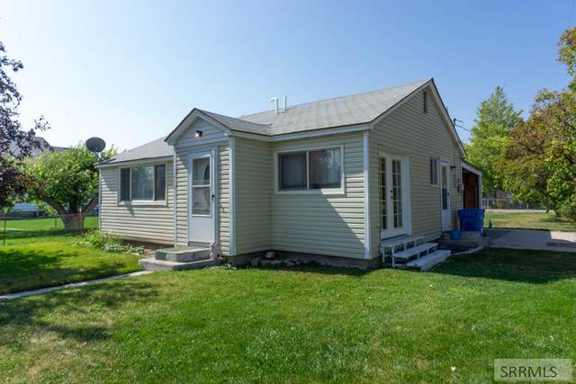 175 1 W, Ririe, ID 83443 (MLS #2132383) :: Team One Group Real Estate