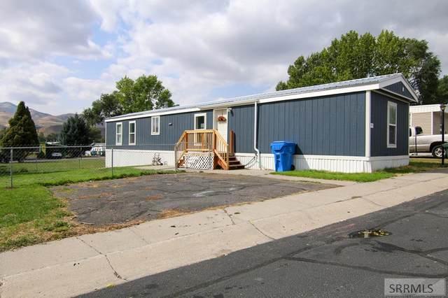845 Barton Road #124, Pocatello, ID 83201 (MLS #2132387) :: The Perfect Home