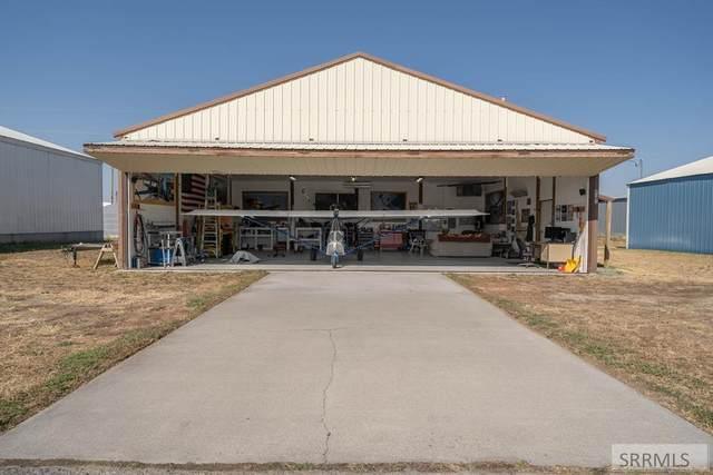 2101 Airport Road, Blackfoot, ID 83221 (MLS #2132399) :: Silvercreek Realty Group