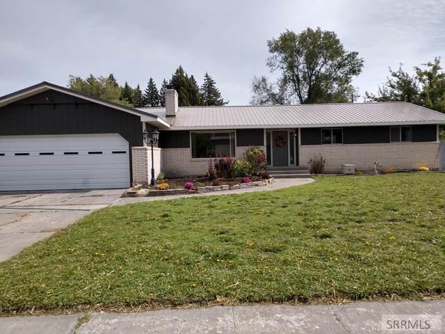 1275 Terry Drive, Idaho Falls, ID 83404 (MLS #2132495) :: The Perfect Home