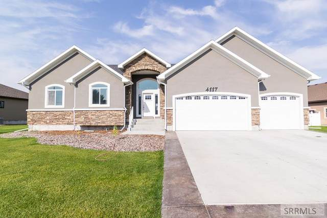 4887 Pevero Drive, Idaho Falls, ID 83401 (MLS #2132498) :: The Group Real Estate