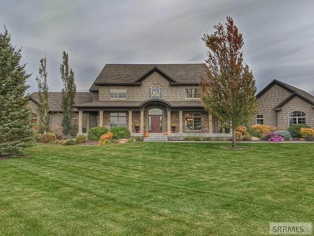 3580 S 5500 W, Rexburg, ID 83440 (MLS #2132515) :: The Perfect Home