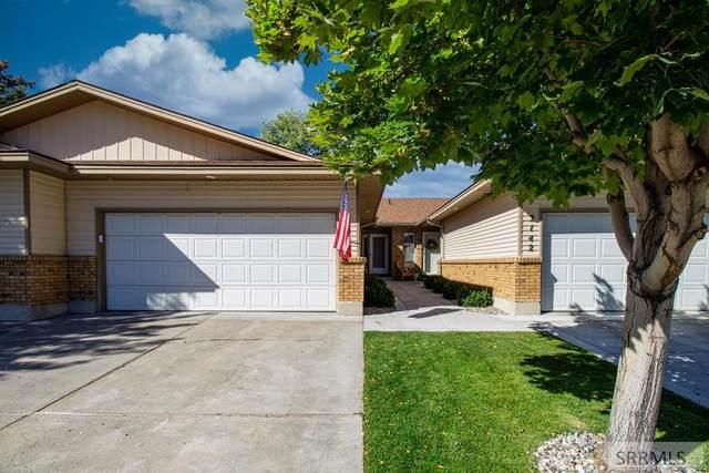 2150 Henryanna Avenue #2, Idaho Falls, ID 83404 (MLS #2132518) :: The Perfect Home