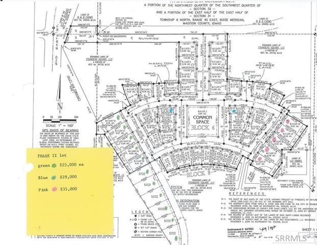 L 16-27 Stone Drive, Rexburg, ID 83440 (MLS #2132521) :: The Perfect Home