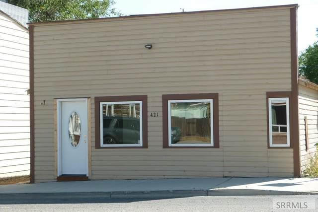 421 E Main Street, Challis, ID 83226 (MLS #2132562) :: Team One Group Real Estate