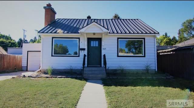 345 W 20th Street, Idaho Falls, ID 83202 (MLS #2132570) :: The Group Real Estate