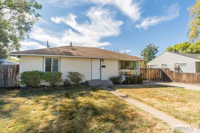 757 Hemlock Street, Pocatello, ID 83201 (MLS #2132572) :: Silvercreek Realty Group