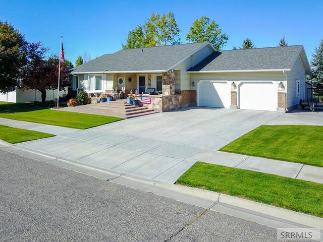 392 Jupiter Hills Drive, Idaho Falls, ID 83401 (MLS #2132579) :: The Group Real Estate