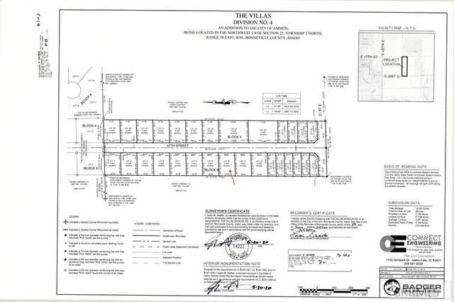 L 10 B 9 47th Street, Ammon, ID 83406 (MLS #2132591) :: Team One Group Real Estate