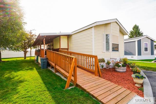 4285 N Yellowstone Hwy #4, Idaho Falls, ID 83401 (MLS #2132662) :: The Perfect Home