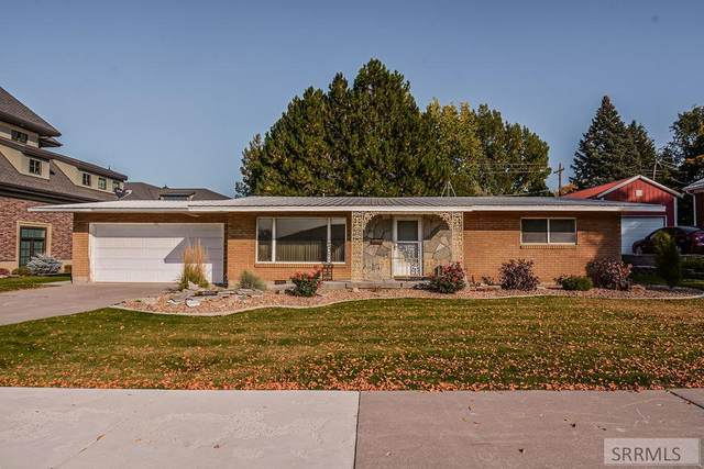 55 S 2 E, Rexburg, ID 83440 (MLS #2132821) :: The Group Real Estate