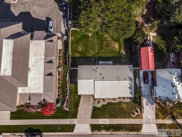 55 S 2 E, Rexburg, ID 83440 (MLS #2132822) :: The Group Real Estate