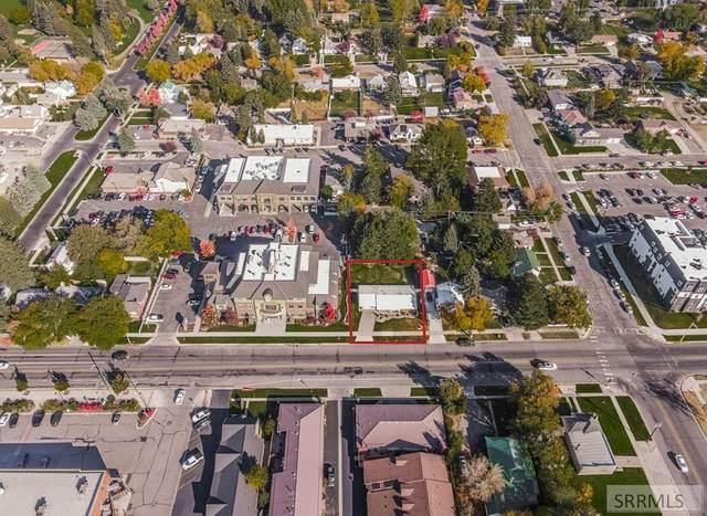 55 S 2 E, Rexburg, ID 83440 (MLS #2132823) :: The Group Real Estate