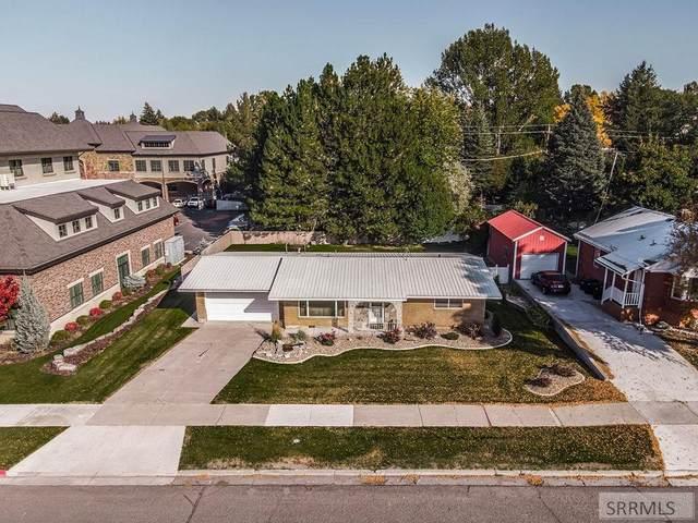 55 S 2 E, Rexburg, ID 83440 (MLS #2132825) :: The Group Real Estate