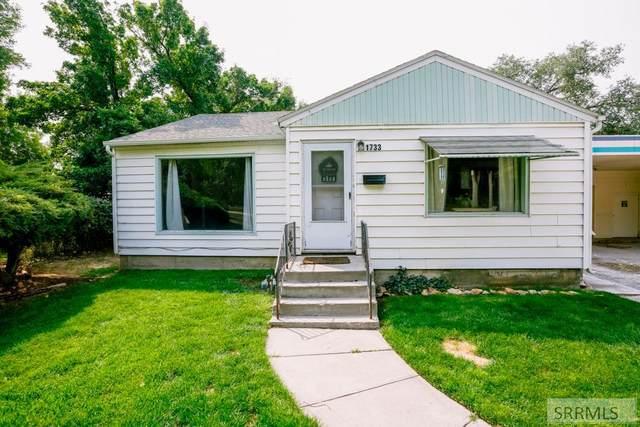 1733 5th Avenue, Pocatello, ID 83201 (MLS #2132832) :: The Perfect Home