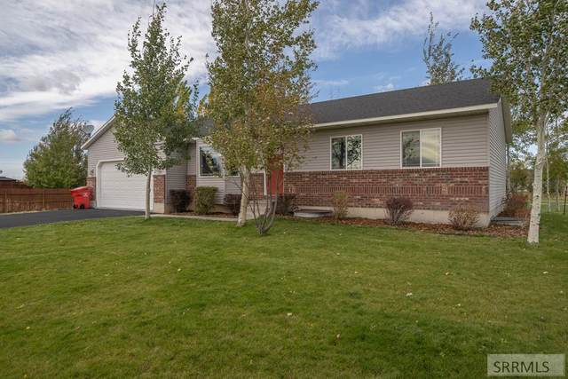 3977 E 136 N, Rigby, ID 83442 (MLS #2132834) :: Team One Group Real Estate