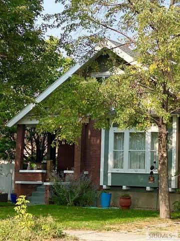 206 S 9th Avenue, Pocatello, ID 83201 (MLS #2132840) :: The Perfect Home