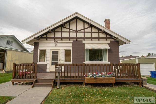 64 S 3rd E, Rexburg, ID 83440 (MLS #2132855) :: The Perfect Home
