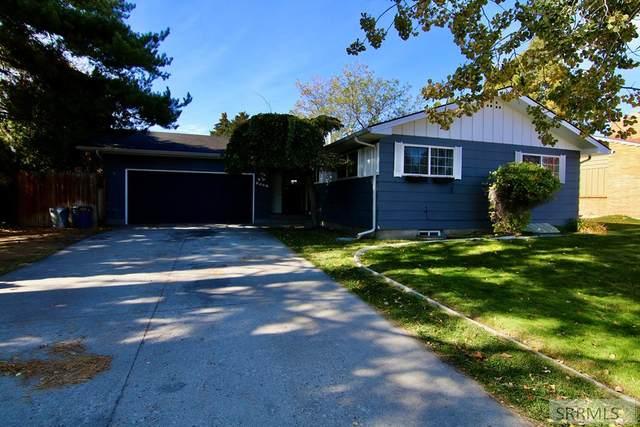 2350 Baltic Avenue, Idaho Falls, ID 83404 (MLS #2132861) :: The Group Real Estate