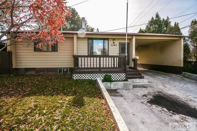 1263 E Pine Street, Pocatello, ID 83201 (MLS #2132935) :: The Perfect Home